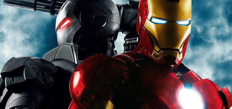«Железный человек-2»